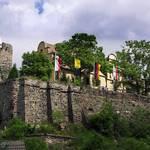 Burganlage Schönburg