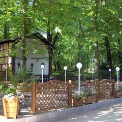 Bürgergarten - Restaurant, Café und Gartenlokal