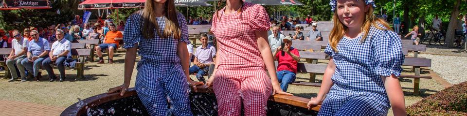 Brunnenfest Bad Kösen, Traditioneller Festumzug