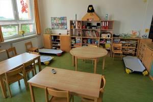 Kindertagesstätte Max Klinger in Kleinjena [(c) Stadtverwaltung Naumburg (Saale)]