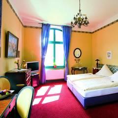 Gasthaus und Hotel Zur Henne, Zimmer im Fahrradhotel