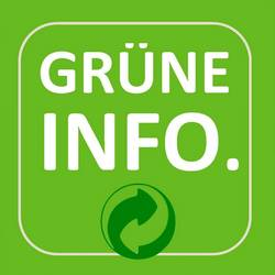 Grüne Info