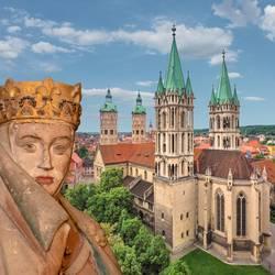 Uta und Dom St. Peter und St. Paul ©Vereinigten Domstifter zu Merseburg,  Naumburg und Zeitz