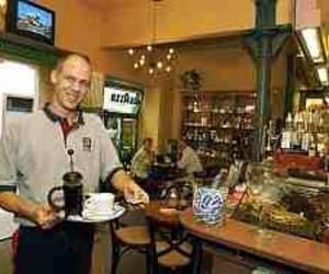 Restaurants und Cafés