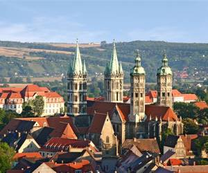 Naumburg ist Erholungsort