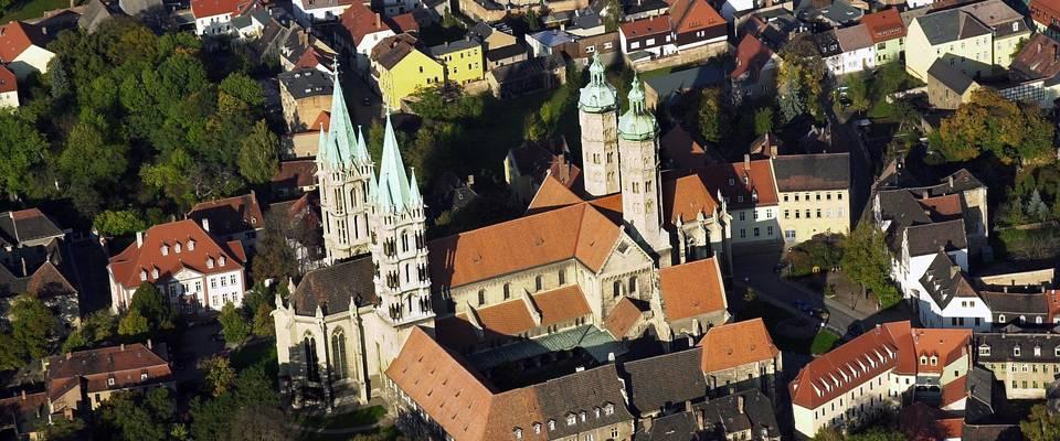 Naumburger Dom ist nun Welterbe der Menschheit